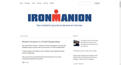 Preview of ironmanion.org